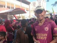 supporter psm makassar