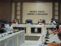 Rapat Bamus DPRD Makassar.