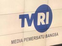 Lembaga penyiaran publik TVRI.