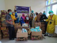 Tim Peduli Bencana Banjir RSUD Bantaeng Fokus Berikan Bantuan ke Bayi dan Balita
