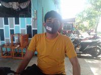 Iswayuddin, pemuda Desa Barua, Bantaeng.