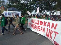 Aksi Mahasiswa UINAM.